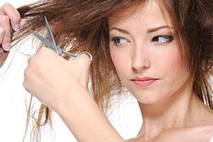 Как обеспечить уход за сухими волосами?