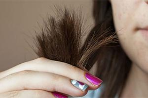 Советы по уходу за сухими кончиками волос