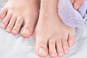 Лечение грибка стопы и ногтей